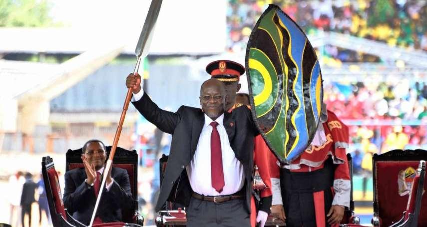 拒打疫苗、不戴口罩、鼓勵「祈禱防疫」......坦尚尼亞總統馬古富利61歲逝世 死因傳言四起