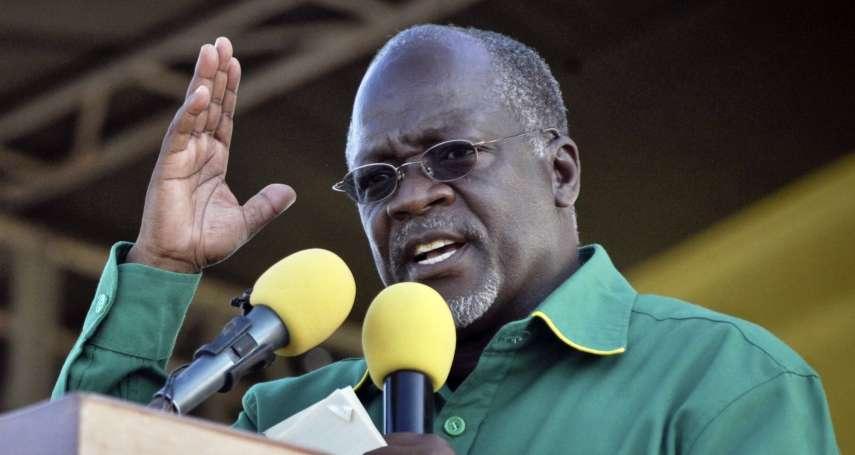 獵捕同性戀者、關閉愛滋病機構、打壓女性……東非國家坦尚尼亞發動「道德聖戰」