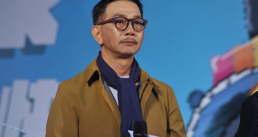 金馬55》演活跨性別摘最佳男配角 袁富華:沒有監製舒琪,就沒有我