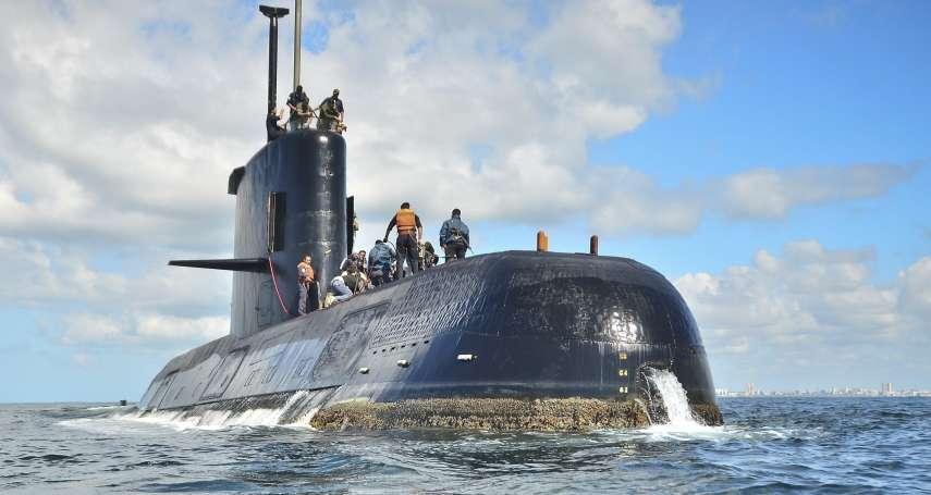 阿根廷潛艦「聖胡安號」是台灣雄風飛彈擊沉的?國防部駁:這就是典型的假訊息!