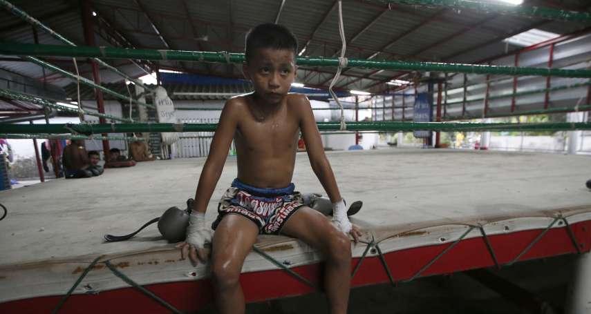少年貧窮悲歌》「奶奶,不打拳我怎麼養你、怎麼付學費?」13歲泰拳選手命喪擂台