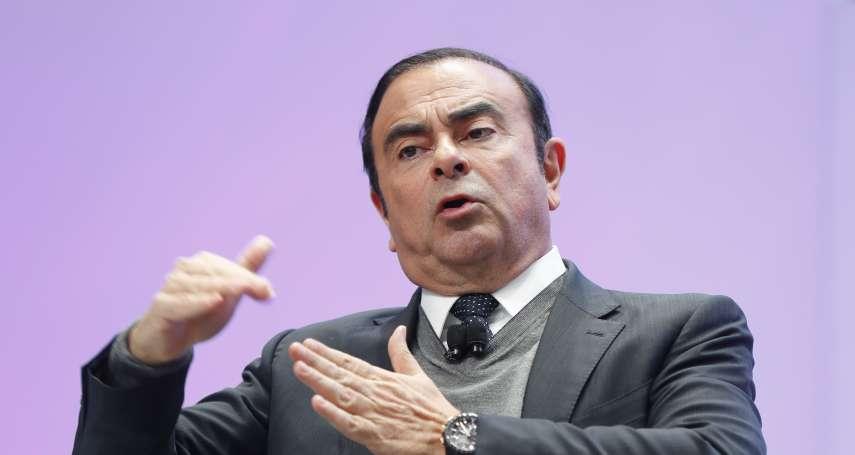 日本商界驚天醜聞!低報薪酬50億元、挪用公司資產……日產汽車董事長戈恩遭檢方逮捕