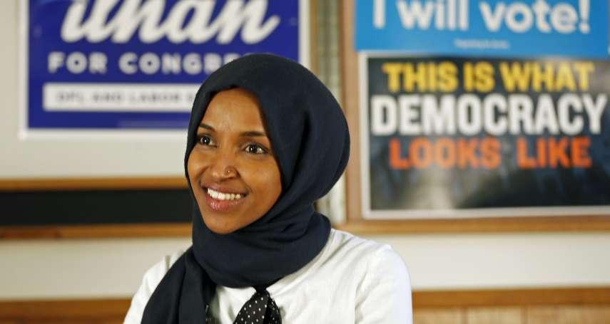 挑戰眾議院181年老規矩 索馬利亞裔女議員爭取戴頭巾問政