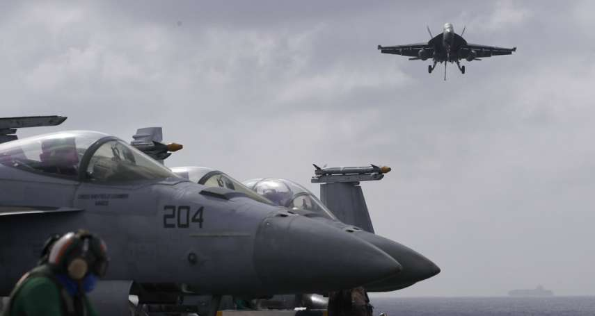 中美貿易大戰,解放軍鷹派退將叫囂:擊沉美軍兩艘航空母艦,看美國怕不怕!
