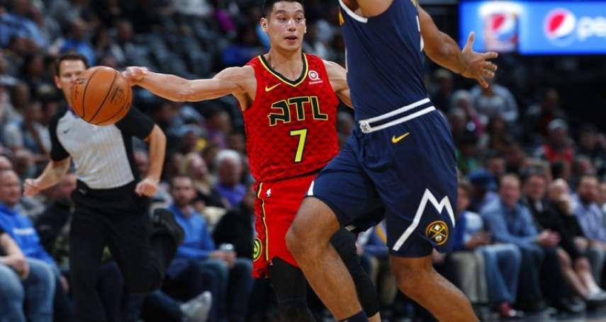 NBA》林書豪26分、卡特生涯25000分達陣 紀錄之夜老鷹再敗
