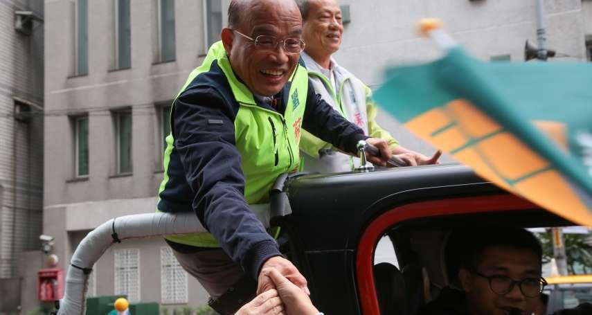 陳其邁拋新北高雄「組隊辯論」 蘇貞昌:如果侯友宜不逃避,馬上可商量