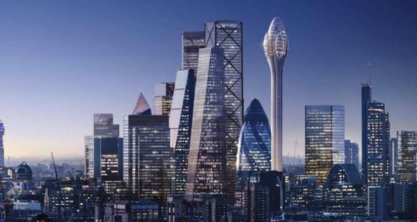 世界「奇葩建築」:倫敦「鬱金香」、北京央視大褲衩、台灣高跟鞋教堂