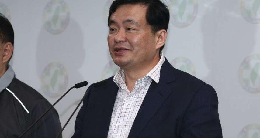 真的法庭見!黃國昌指控「喬」科學城物流股權 洪耀福提告誹謗