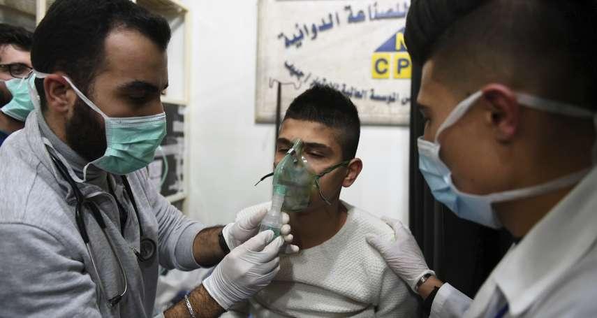 敘利亞又傳毒氣攻擊》政府軍指控反抗軍是元兇,空襲阿勒坡奪9命