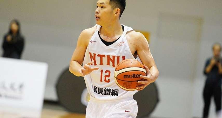 UBA》沒入選中華隊不覺得可惜 周桂羽:還有很多地方需要學習