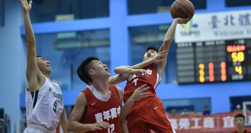 籃球》朱峻賢砍生涯新高27分 助青年力退南湖