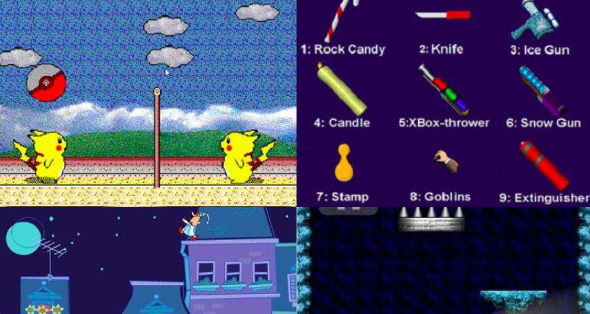 也太懷念!這10款「超經典小遊戲」當年超夯、現在幾乎沒人碰⋯全玩過代表你有點年紀啦!
