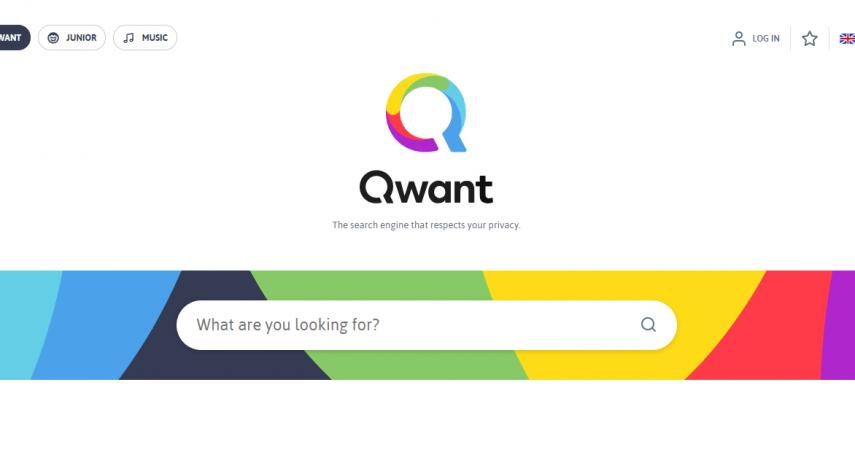 力推「史上最嚴個資法」 法國新創搜尋引擎Qwant拒絕「客製化」搜尋結果