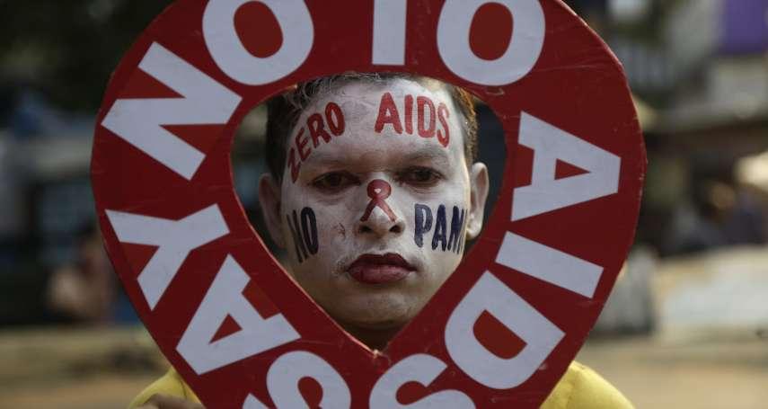 終結愛滋病大流行曙光在望!新研究:「抗反轉錄病毒療法」可完全遏阻愛滋病毒傳染
