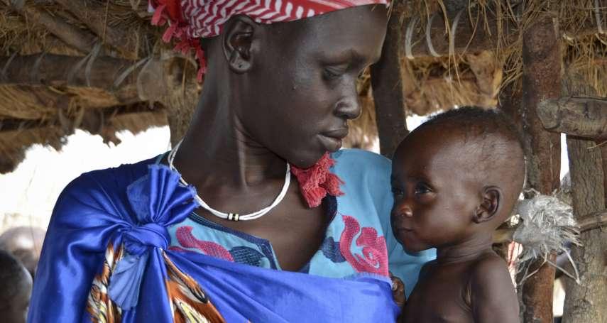 戰禍下的性暴力:逾百位南蘇丹婦女為糧食長途拔涉,途中遭暴徒性侵