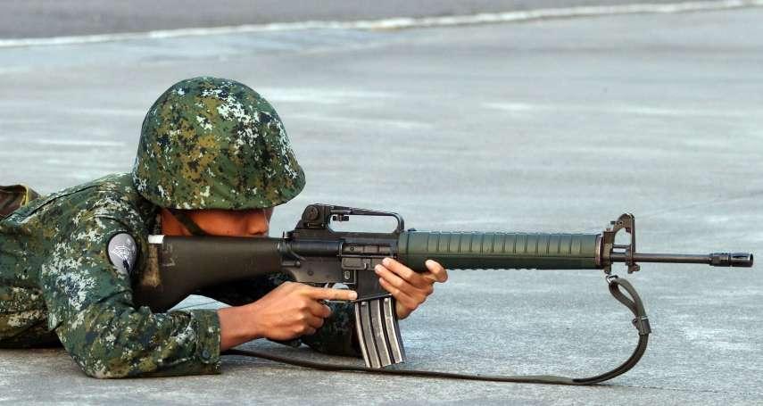 65K2步槍「上世紀水準」、後備軍人戰力堪慮?軍方正面回應了