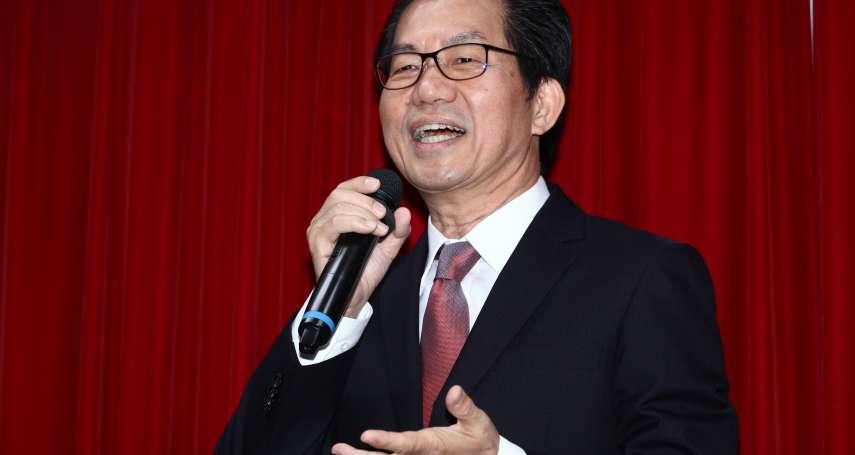 李應元健康因素請辭駐泰代表 總統府准辭:9月生效