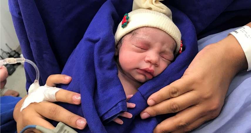 全球首例!接受死者子宮移植,巴西先天無子宮婦女誕下健康女嬰