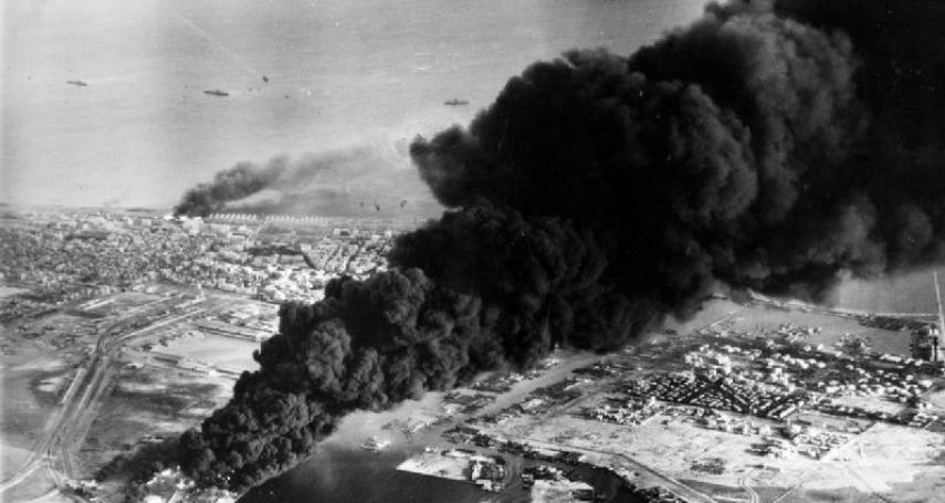 賈忠偉觀點:第二次「以阿戰爭」埋下巴拿馬運河主權危機