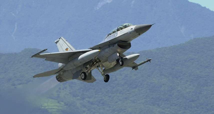 美售台亞洲最強中輕型F-16V戰機!「6大看點」讓你一覽無遺
