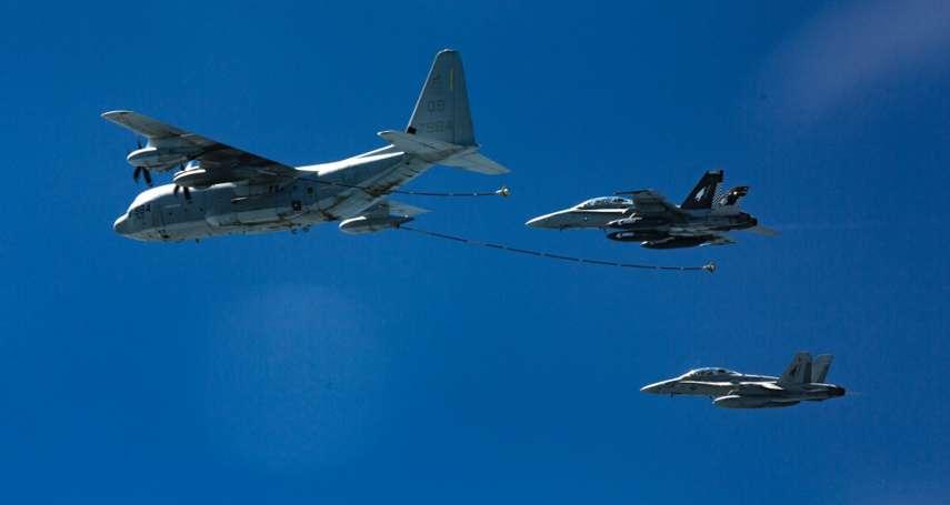 駐日美軍軍機對撞!1人獲救6人失蹤,疑空中加油演習出差錯