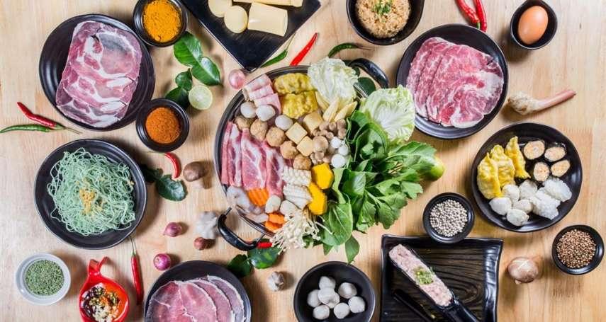 冬天就是要吃火鍋!但到底鍋裡煮的都是些什麼?透視「食材」」不能說的秘密!