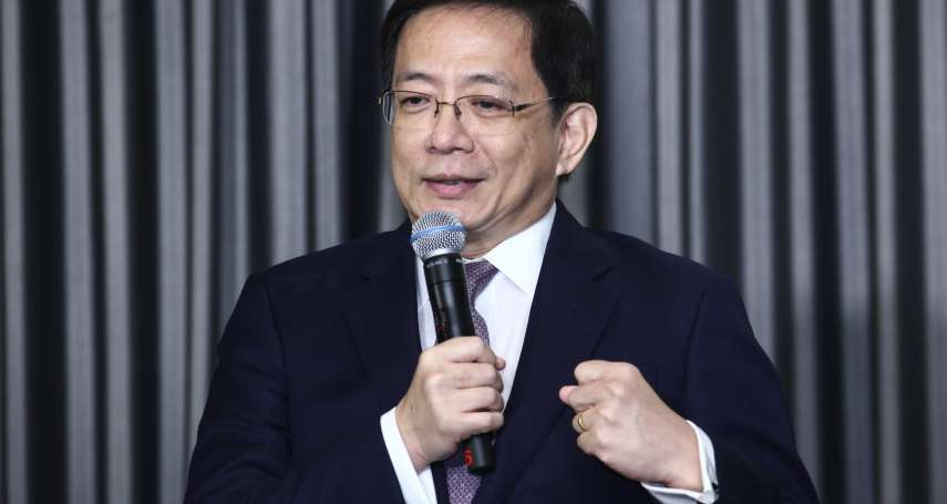 管中閔8日接掌台大校長 臉書重申初衷:不參加任何政黨、黨派活動