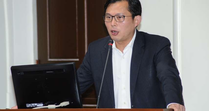 民進黨徵召何志偉選立委 黃國昌:金權派系政治又回來了