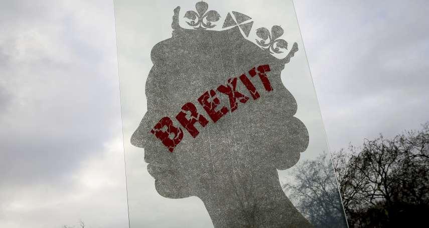 英國脫歐踢到鐵板!首相梅伊不敢讓國會表決《退出協議》「無協議脫歐」亂局可能性大增