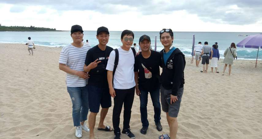 邀韓國明星隊暢遊屏東 促進觀光旅遊