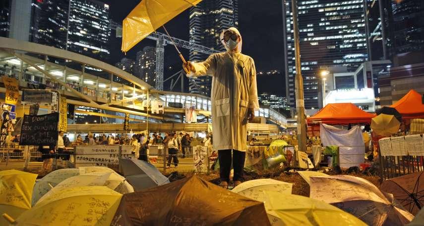 「擁有民主的台灣才是香港的學習模範」香港真普選路途艱難⋯他感嘆:「一國兩制」下的民主恐難見