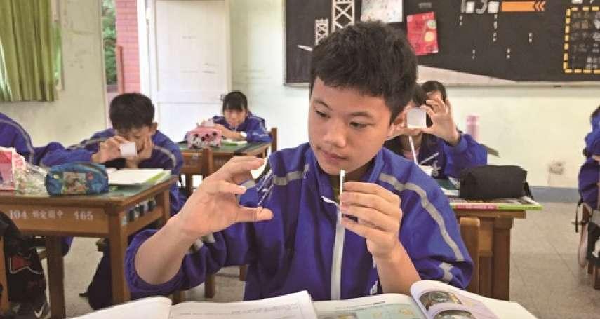 台灣的填鴨式教育只能教出考試機器?直擊台灣熱血教師的「教學現場」令人驚豔