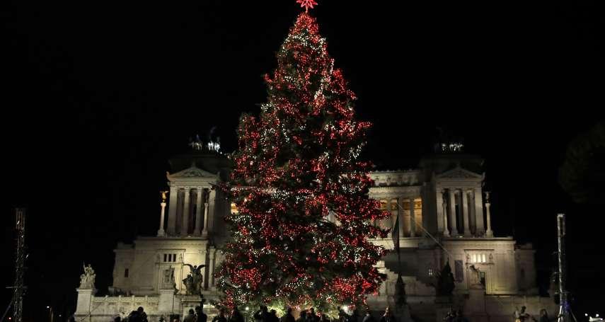 一棵耶誕樹藏有上千個蟲子、馬丁路德最早用蠟燭裝飾耶誕樹…盤點10個你不知道的耶誕樹小祕密!