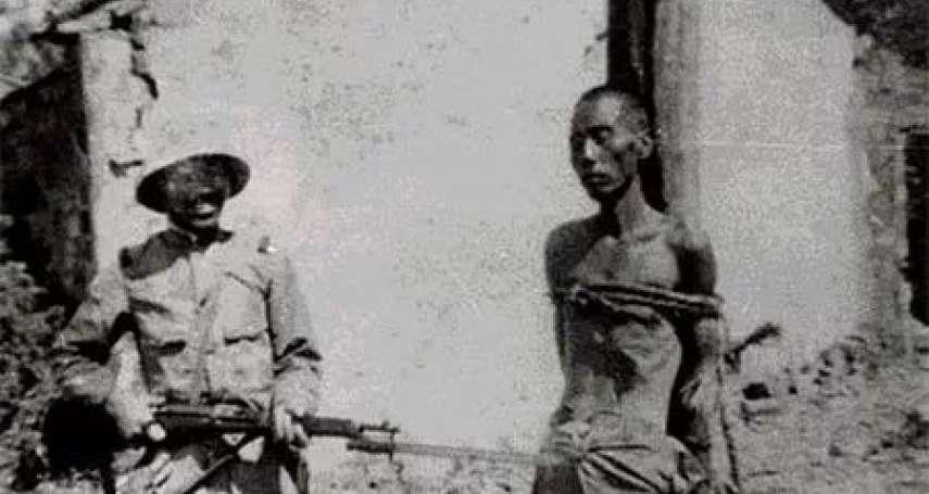水刑、火刑、電刑、活埋…一窺二戰時最嗜血機構-日本憲兵隊的恐怖,連軍醫也是虐待狂