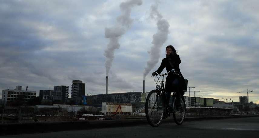蔡篤慰觀點:企業想省錢先減碳!阻止氣候變遷「碳定價」不可或缺
