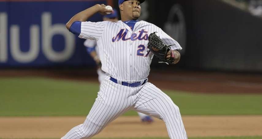 MLB》法米利亞如願回歸大都會 期待與終結者狄亞茲合作
