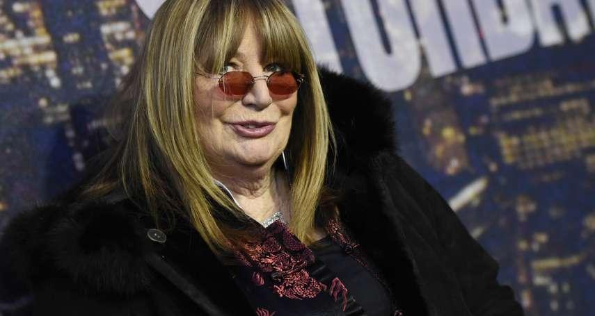 好萊塢首位票房破億女導演隕落!《飛進未來》導演潘妮.馬歇爾病逝 享壽75歲