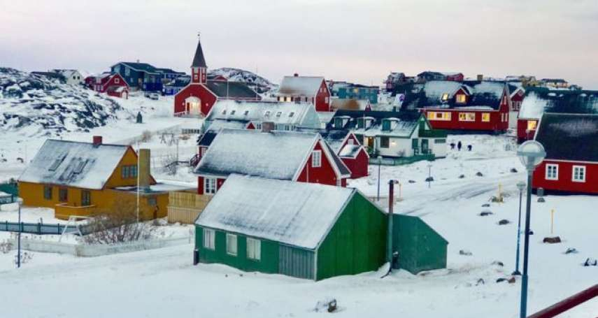 格陵蘭會變成中國的北極基地嗎?伸入丹麥後院的北京勢力