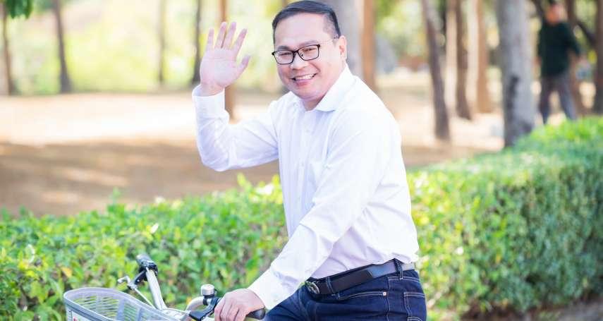 獨家》林佳龍子弟兵閃辭觀光協會秘書長 王義川稱想照顧家人