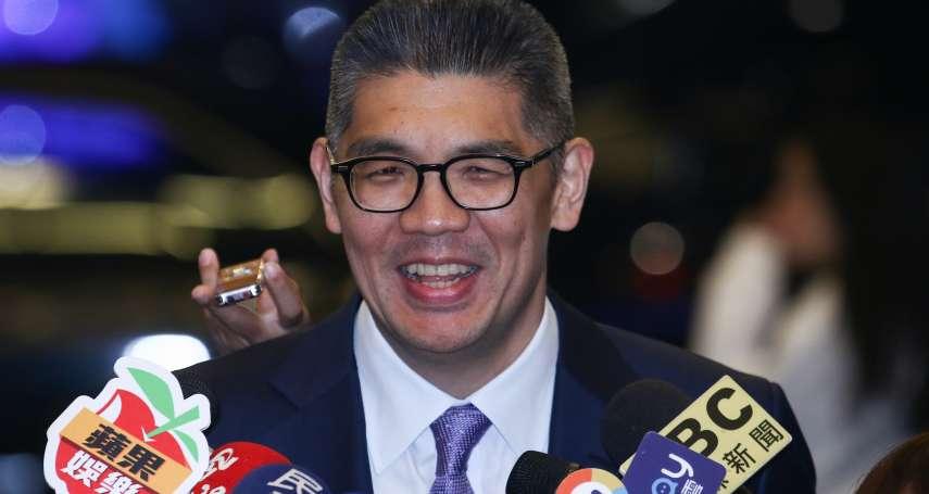 讚陳炳甫「若再多3個月絕對可以翻盤」!連勝文:民進黨應該高興不起來