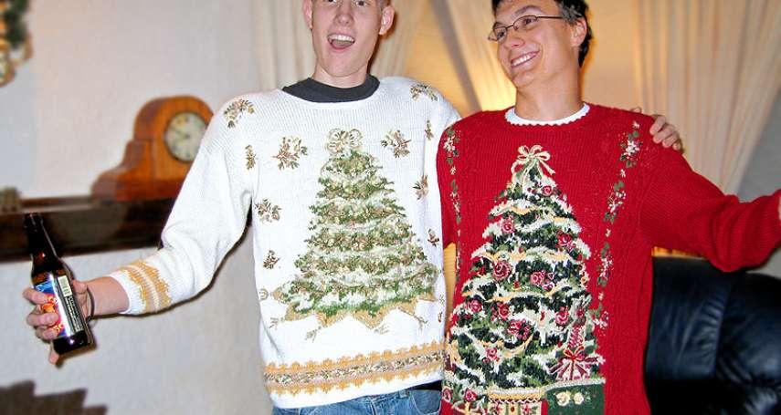 穿醜毛衣開趴?聖誕樹上必掛蜘蛛網?「這些國家」聖誕習俗超奇葩…日本的更是令人很困惑