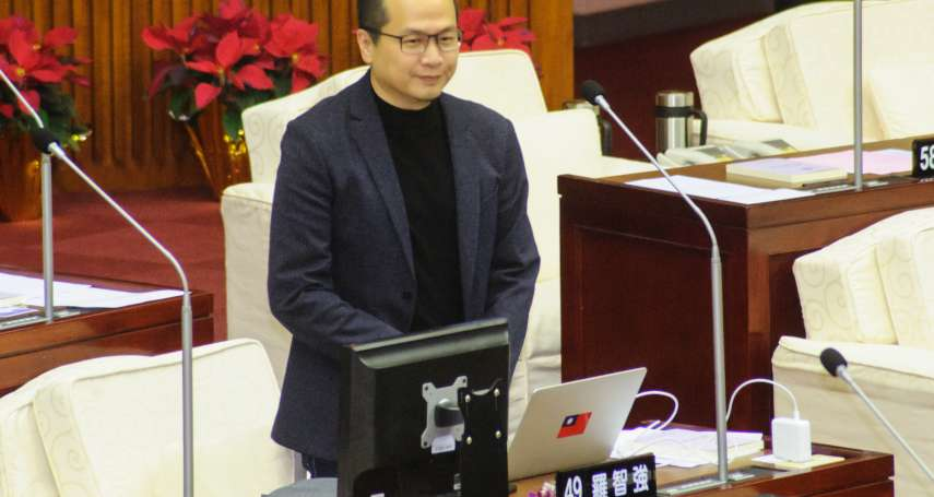 羅智強批陳菊以「代位求償」迴避氣爆責任 綠委反爆:當時馬政府置身事外