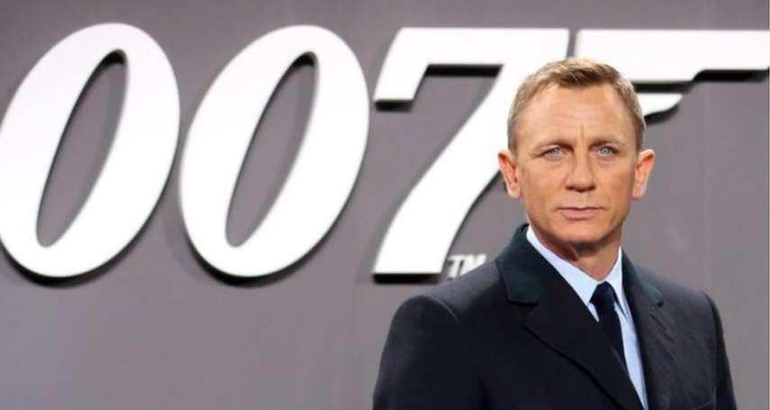 新007:由跨性別者扮演著名的英國特務