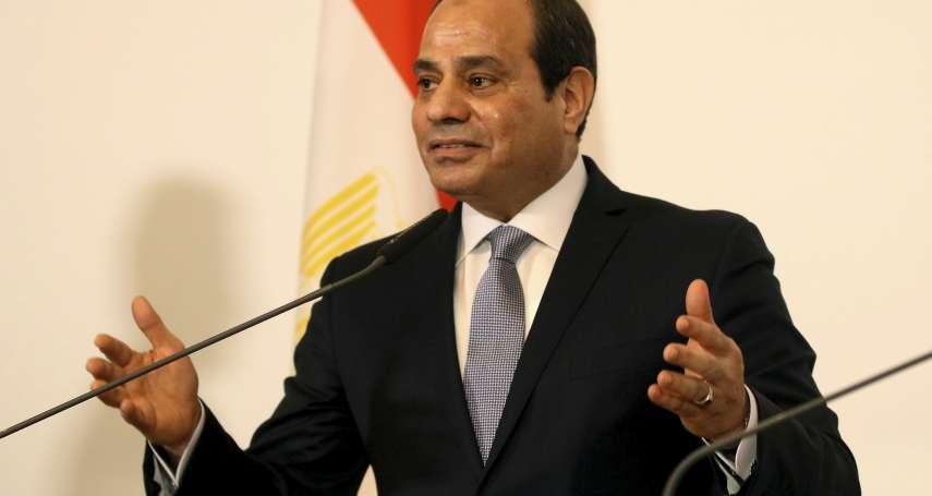 全世界最肥胖的國家》埃及總統要國民「管好自己的身材」反對者回嗆:人民只買得起垃圾食物!
