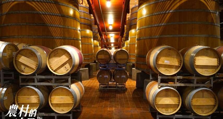 追求品質,是一場没有終點的競賽⋯公視紀錄片《農村的遠見》看見土地的靈魂葡萄酒