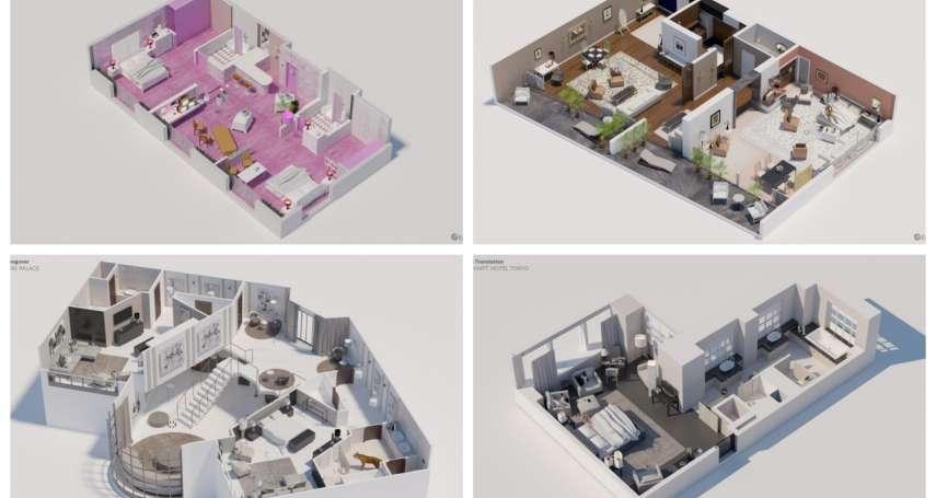 這些飯店都創造了經典!拆解電影中房間場景,揭開空間設計如何控制人物、劇情的氣氛⋯