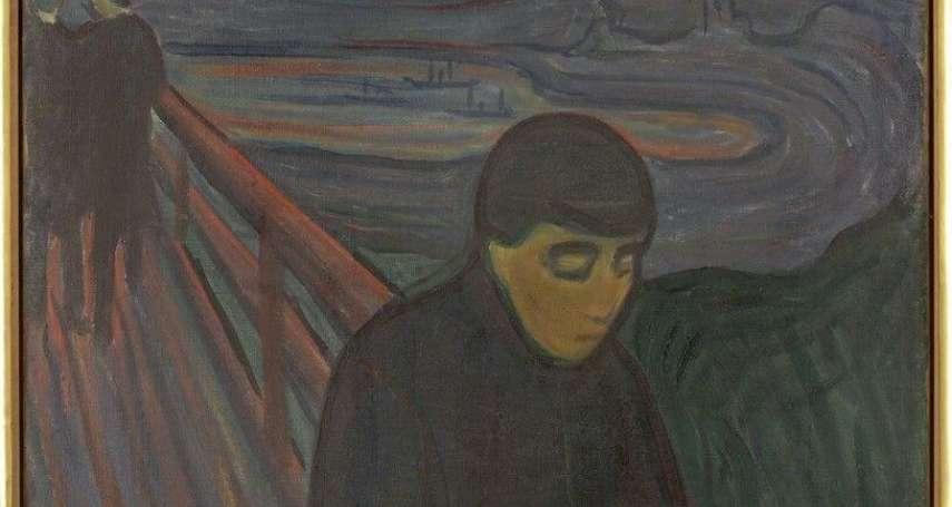 藝術家到底需要什麼特質?會畫畫就可以了嗎?聞名世界的畫家孟克給的三大建議