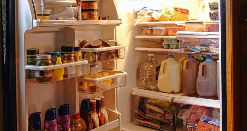 日常食安就該從冰箱做起!專家提4大「冰箱管理秘訣」,千萬別再把食物冰著就忘啦!