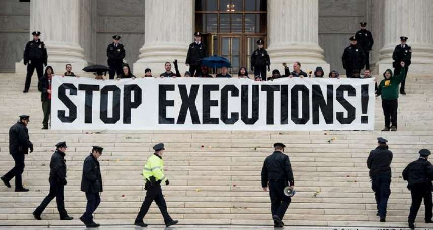強調民主自由人權 卻仍有死刑──台灣、美國與日本的廢死爭議