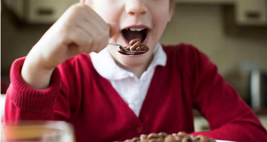專家警告:高糖飲食導致兒童「掉入甜蜜陷阱」